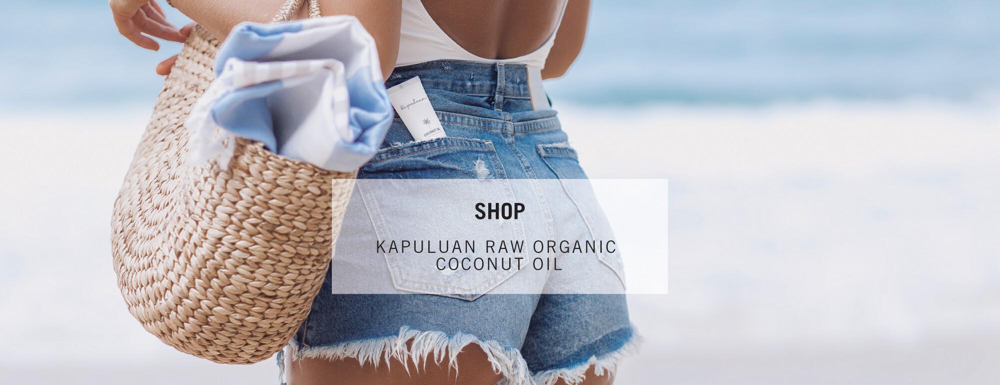 shop raw organic coconut oil