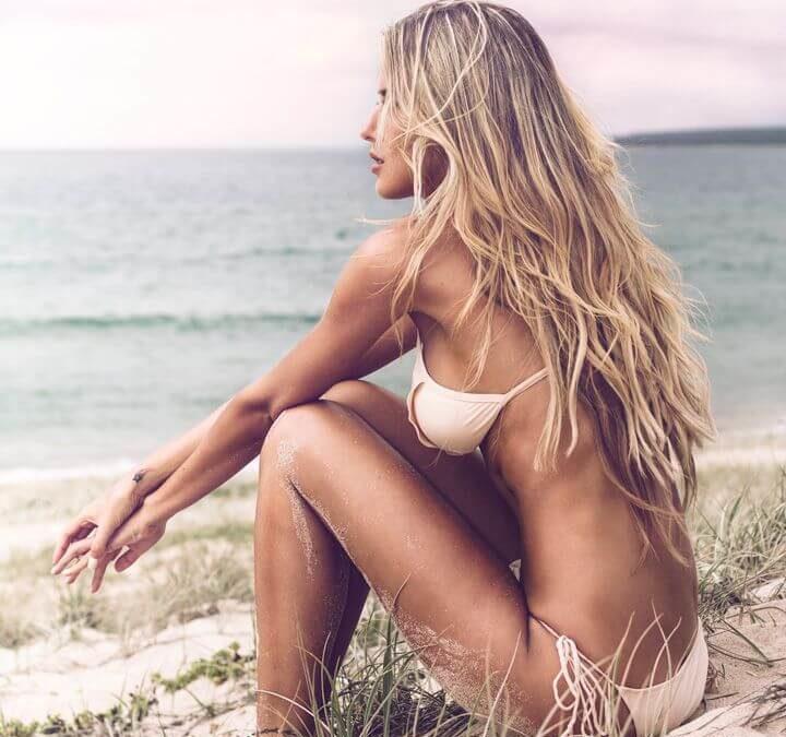 DIY Surf Spray for Beachy Hair