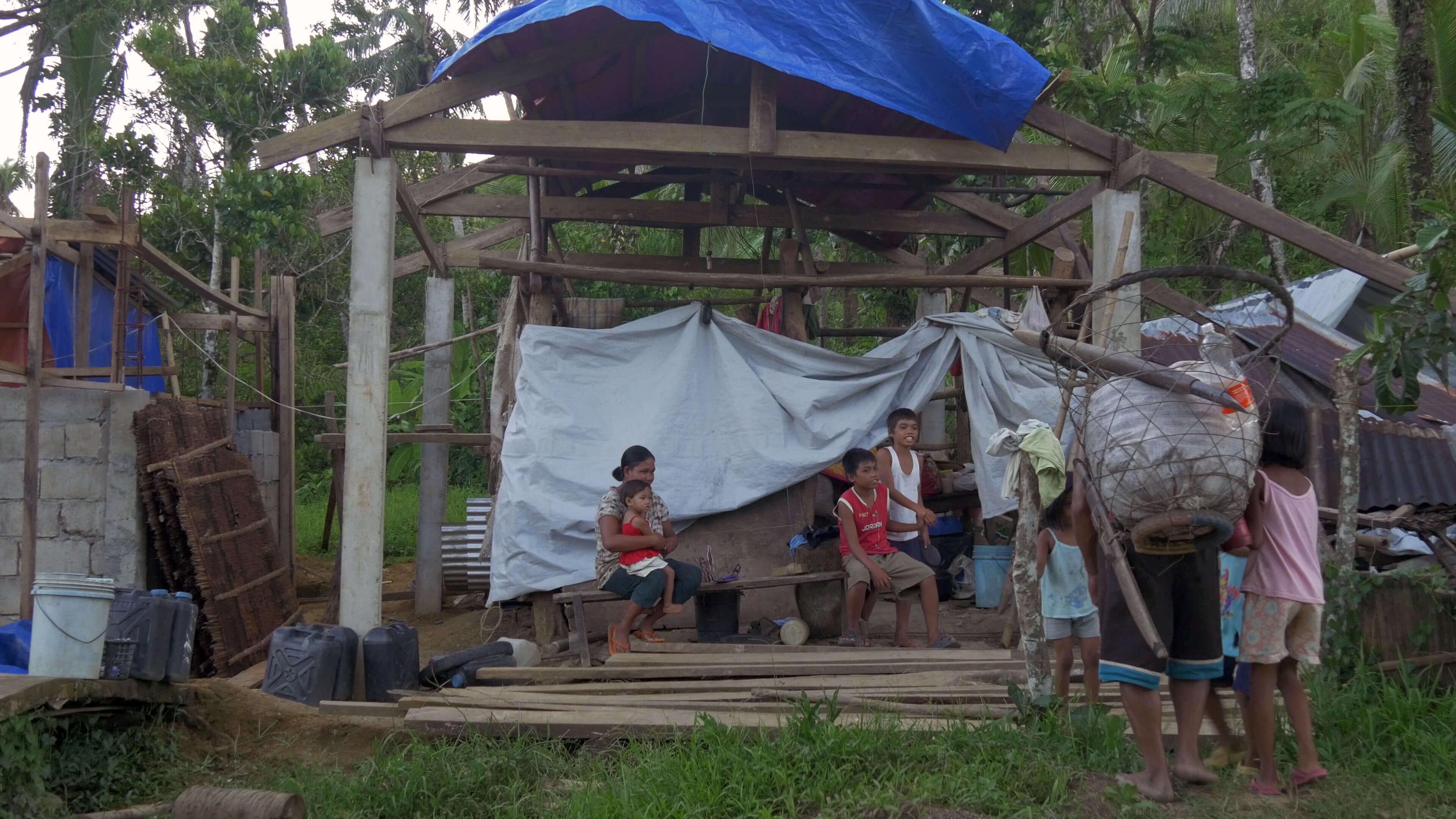 poor coconut farmers of tacloban