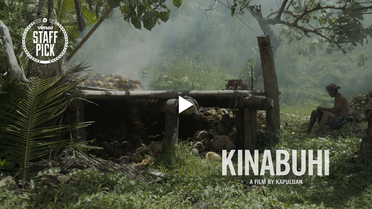 Kinabuhi, a documentary film by Kapuluan Coconut Oil