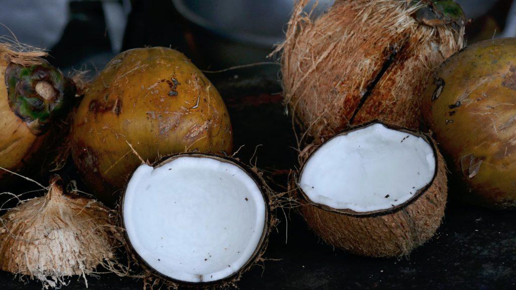 anti aging properties of coconut oil
