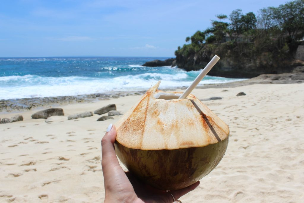 coconut oil for traveling