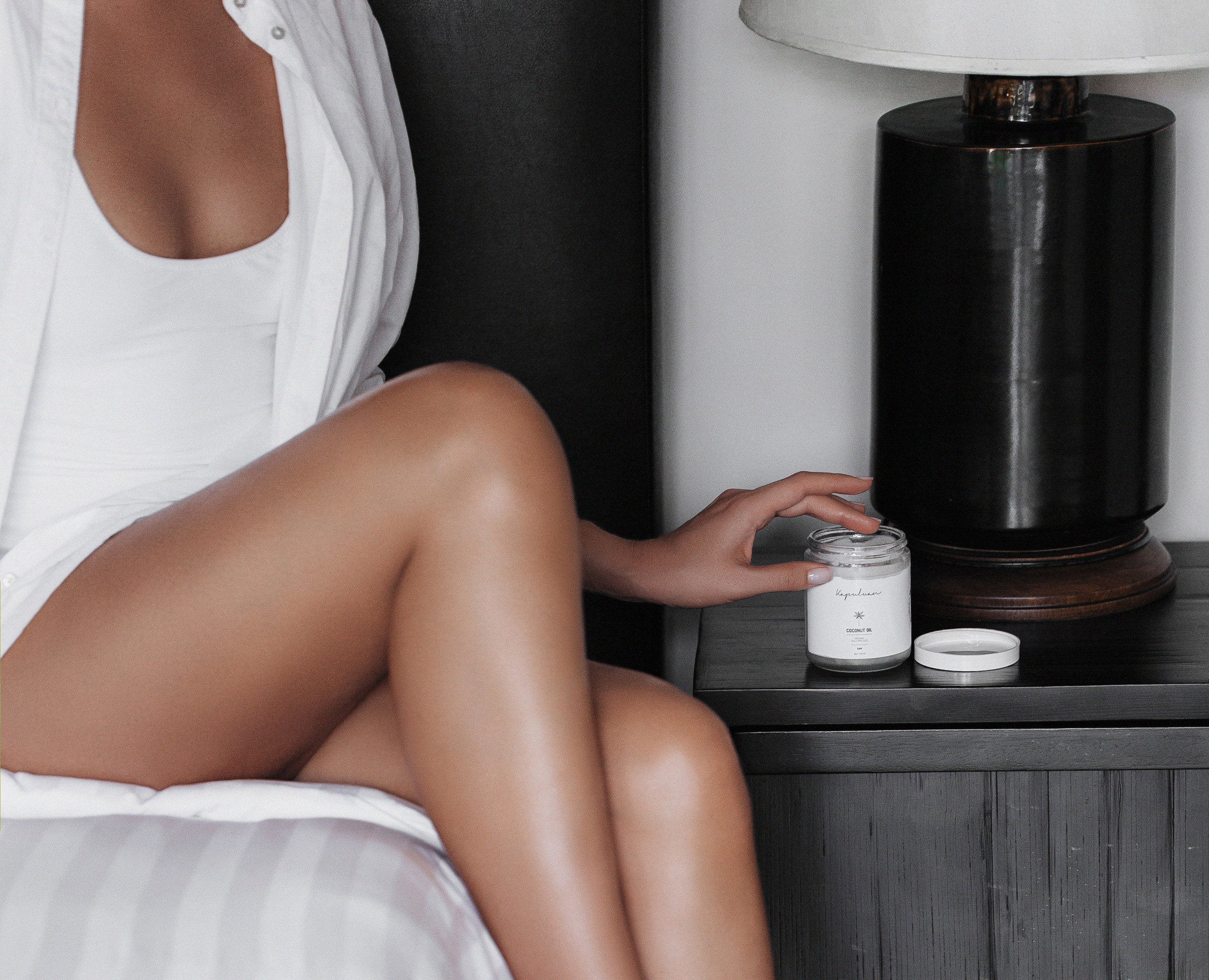 best coconut oil for skin and hair