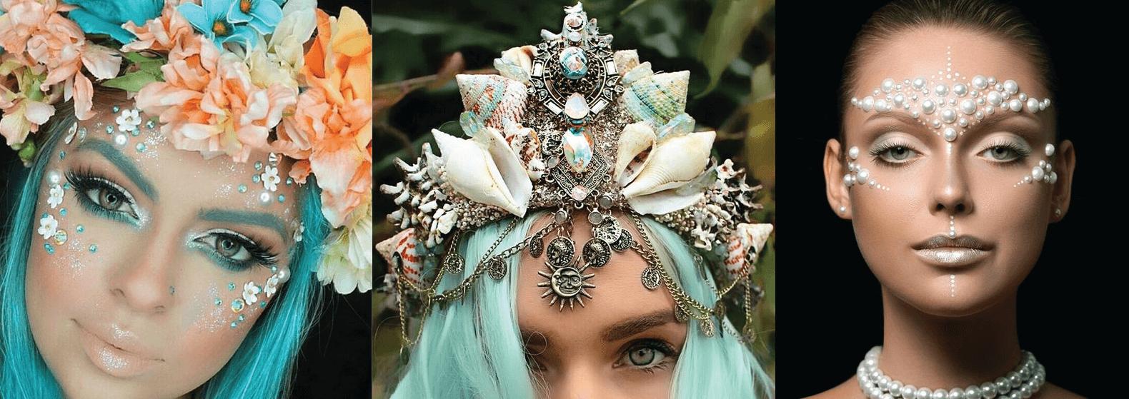 Kapuluan's favorite mermaid halloween looks