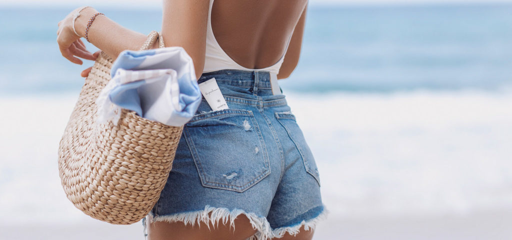 coconut oil can replace everything in your travel beauty bag