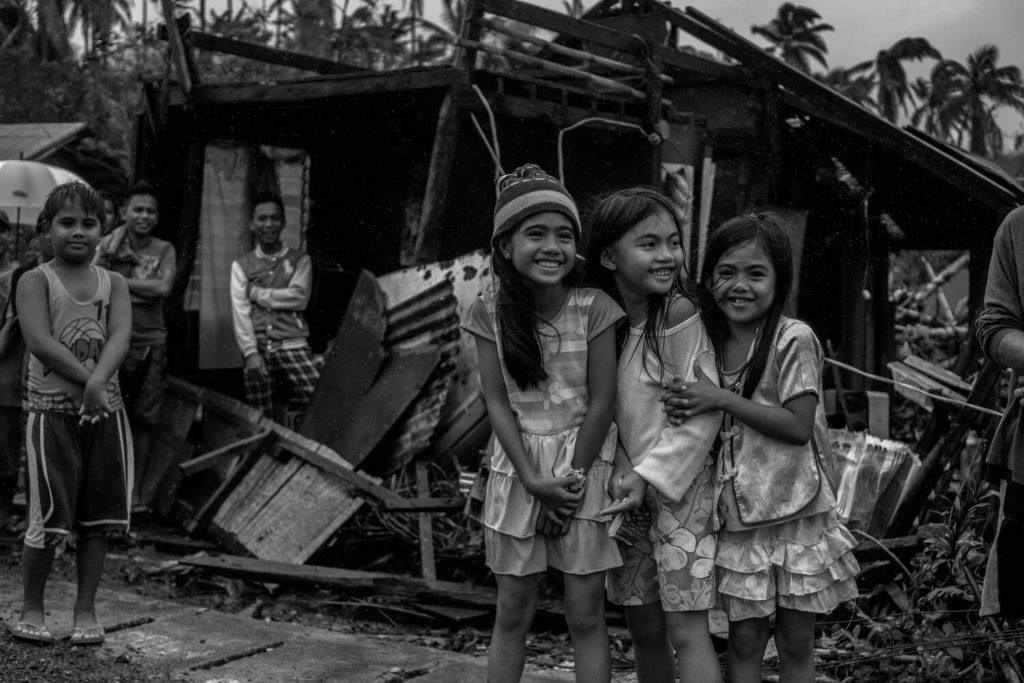 The resilient children of Tacloban after typhoon ruby