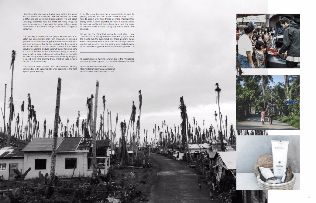 Kapuluan Featured in Un/Subscribe Magazine