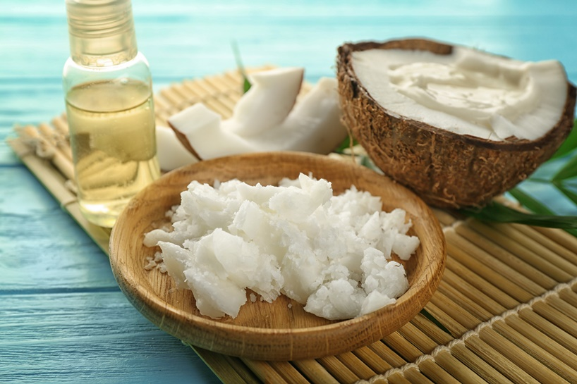is coconut oil a trans fat