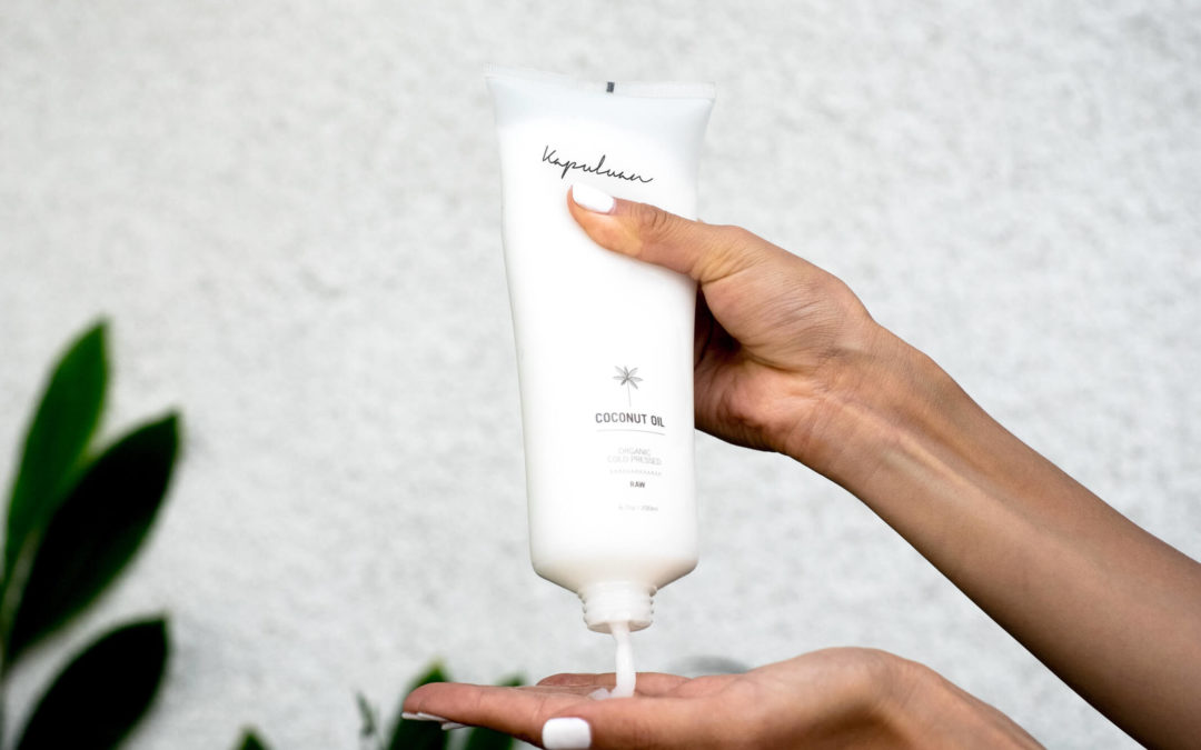5 Spring Coconut Oil Beauty Treatments