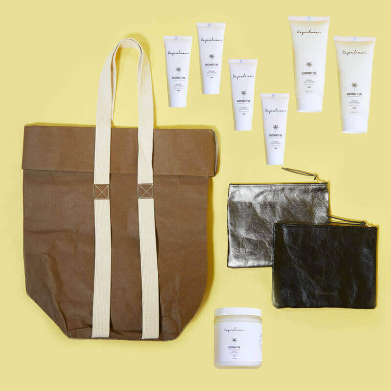 Kapuluan have teamed up with IPSY for you to get a chance to win this 10-piece set.