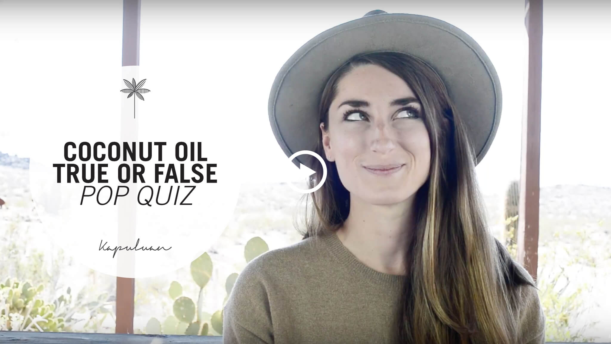 Coconut Oil True or False