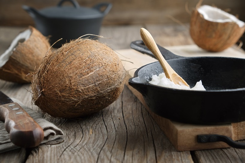 Everything You Need to Know About Cooking With Coconut Oil + Recipes